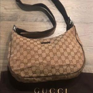 Gucci GG crossbody